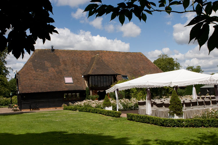 The Old Kent Barn Swingfield Wedding Photography By Herne Bay Based Photographer LS Images